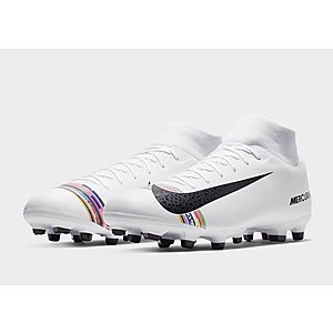 official photos a49e1 5630f ... Nike LVL Up Mercurial Superfly 6 Academy FG