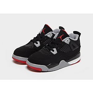 new product 1fd22 e0c0e Jordan Air Retro 4 Infant Jordan Air Retro 4 Infant