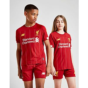 outlet store 4ede4 98989 New Balance Liverpool FC 2019 Home Shorts Junior