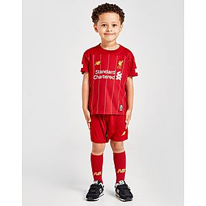 d3675ca8843 New Balance Liverpool FC 2019 Home Kit Children ...