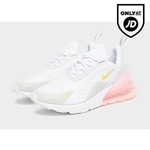 eb6f5831cc Nike Air Max 270 | Air Max 270 Sneakers and Footwear | JD Sports