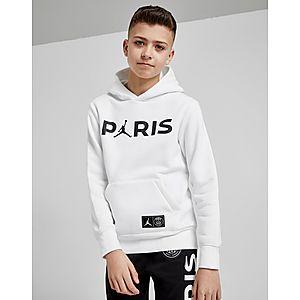 info for 1203f 8272f Jordan x Paris Saint Germain Hoodie Junior ...