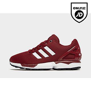 Junior Footwear (Sizes 3-5.5) - Adidas Originals ZX Flux ...