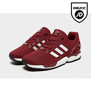 cheaper 91fea f8ce2 Kids - Adidas Originals Adidas Originals ZX Flux | JD Sports ...