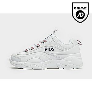 timeless design 4953e d0006 Fila Ray Junior