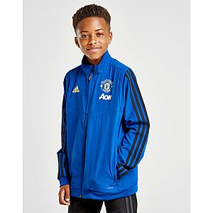 502690987 adidas Manchester United FC Presentation Jacket Junior ...