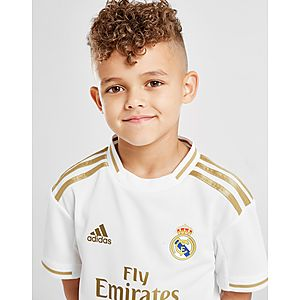 834a25a374a ... adidas Real Madrid 2019/20 Home Kit Children