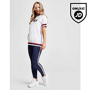 f4aff52c27dc Fila Stripe Boyfriend T-Shirt Fila Stripe Boyfriend T-Shirt