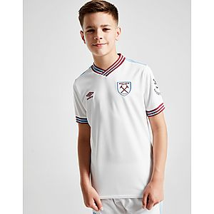 37ede623ea Umbro West Ham United 2019/20 Away Shirt Junior ...
