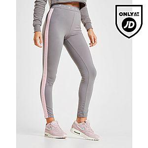 d53f8f9e9782d Pink Soda Sport Tape Leggings Pink Soda Sport Tape Leggings