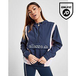 17766b4abd Ellesse Panel 1/2 Zip Jacket