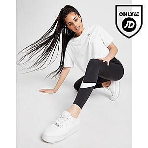 7d7c2af2d0 Nike High Waist Swoosh Leggings
