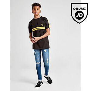20f788fc42b Sonneti Rubert Ripped Jeans Junior Sonneti Rubert Ripped Jeans Junior