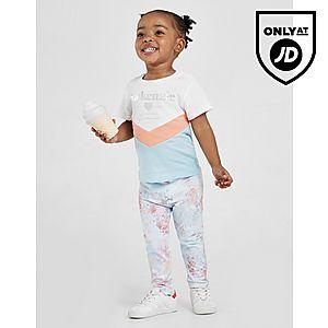 54fff15b1 ... McKenzie Girls' Micro Lily T-Shirt/Leggings Set Infant