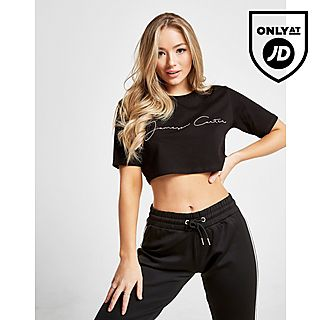 bcbcb9e8 Womens Clothing - Crop Top | JD Sports Ireland