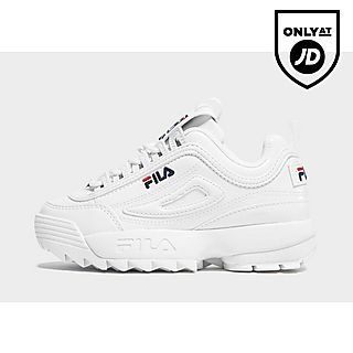 reliable quality save off classic chic Fila Disruptor and Fila Disruptor II Sneakers | JD Sports
