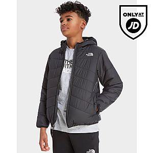 6f91dba3a The North Face Perrito Reversible Jacket Junior