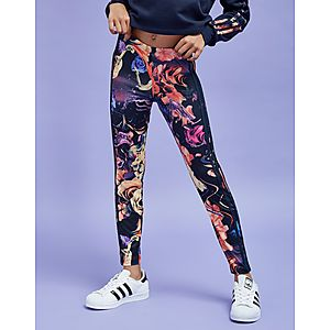 adidas original legging girl floraljuniors