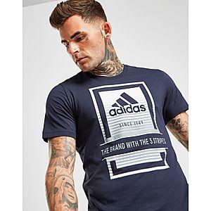534dd2d950 adidas Badge Of Sport Fade Box T-Shirt