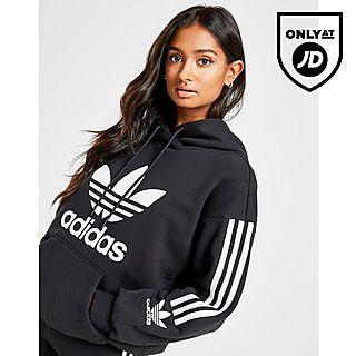 Women's Hoodies   Women's Pullovers & Zip Up Hoodies   JD Sports