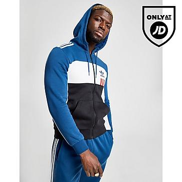 Sale | Men Blue Adidas Originals Hoodies | JD Sports Ireland