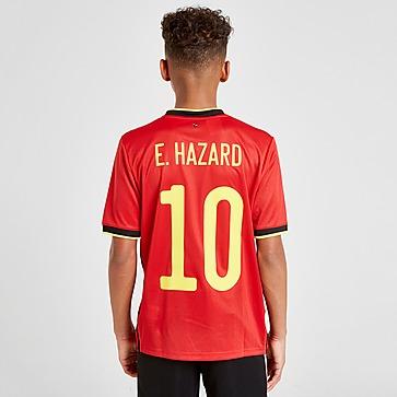 adidas Belgium 2020 Hazard #10 Home Shirt Junior