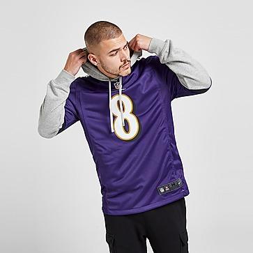 Nike NFL Baltimore Ravens Jackson #8 Jersey