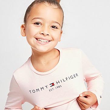 Tommy Hilfiger Girls' Essential Long Sleeve T-Shirt Children