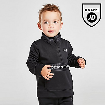 Under Armour UA Armour Fleece 1/4 Zip Tracksuit Infant