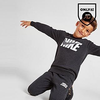 Nike Crew Tracksuit Children