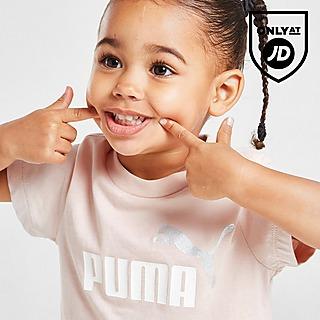 Puma Girls' Essential Crop Top Infant