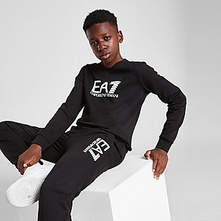 Emporio Armani EA7 Visibility Crew Sweatshirt Junior