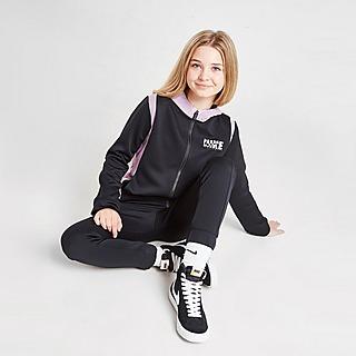Nike Girls' Sportswear Woven Tracksuit Junior