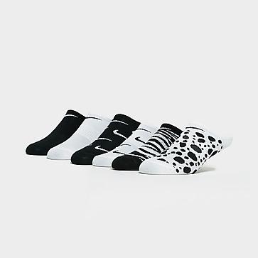 Nike 6-Pack Everyday No-Show Socks Junior