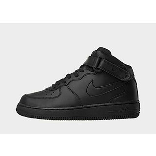 air force 1 nere camoscio