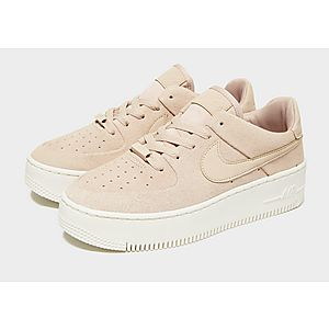 air force 1 gialle donna