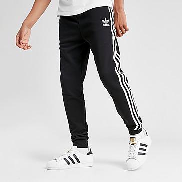 adidas Originals 3-Stripes Fleece Joggers Junior