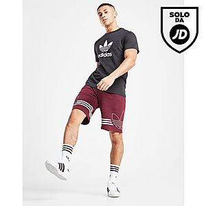 8e9e86d48c adidas Originals Radkin Fleece Shorts