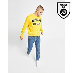 faf23c43f Uomo - Russell Athletic | JD Sports