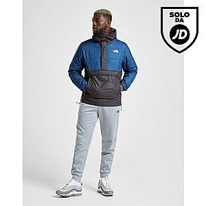 ae5b2eada4 The North Face 1/4 Zip Insulated Fanorak Jacket