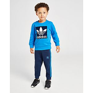 54368f9155 adidas Originals Flock Box Crew Suit Infant