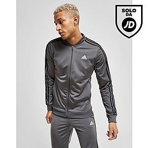 a57bc762d3fd adidas 3-Stripes Poly Track Top ...