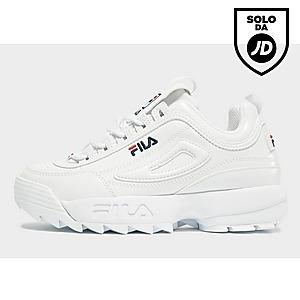 gamma esclusiva nuovi prodotti caldi super carino new zealand scarpe da ginnastica fila bambina 5b7e3 8e129
