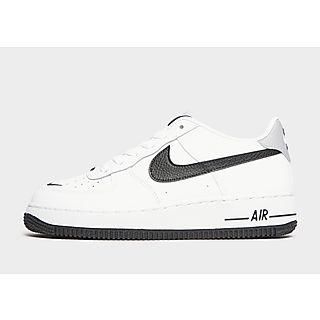 Scarpe Nike Air Force 1 Mid Bambino Bianche esclusivo