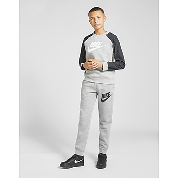 Nike Air Max Poly Tape Track Pants Junior Black Kids