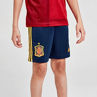 adidas Spain 2020 Home Shorts Junior