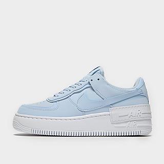 nike air force 1 donna azzurre