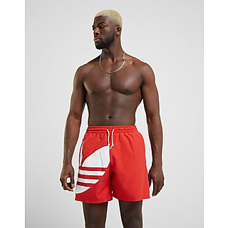 Uomo Rosso Adidas Originals Costumi da bagno | JD Sports