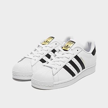 adidas Originals Sstar J Wht/blk/wht