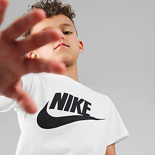 Nike Futura Logo T-Shirt Bambino